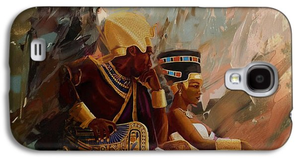 Egyptian Culture 44b Galaxy S4 Case