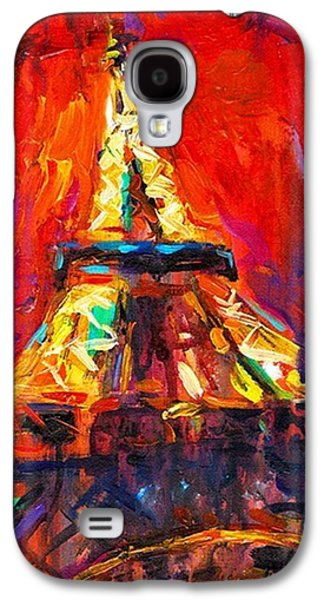 Architecture Galaxy S4 Case - Eifell Tower By Svetlana Novikova ( All by Svetlana Novikova