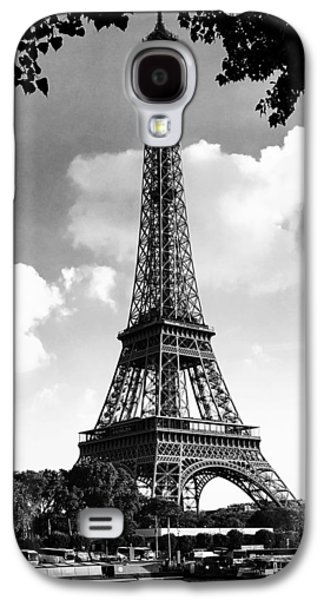 Eiffel Tower Galaxy S4 Case by Contemporary Art