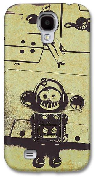 Eighties Rewind  Galaxy S4 Case by Jorgo Photography - Wall Art Gallery