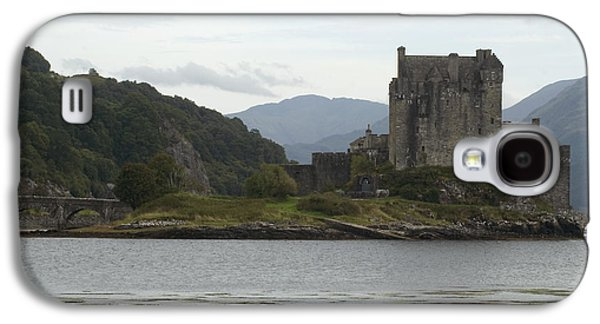 Eilean Donan Castle Galaxy S4 Case