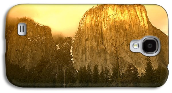 El Capitan Yosemite Valley Galaxy S4 Case