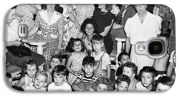 Eleanor Roosevelt And Children Galaxy S4 Case