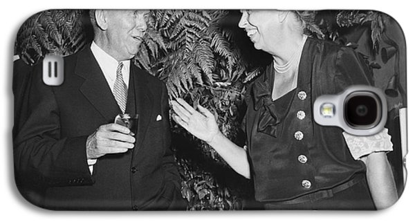 Eleanor Roosevelt And Marshall Galaxy S4 Case