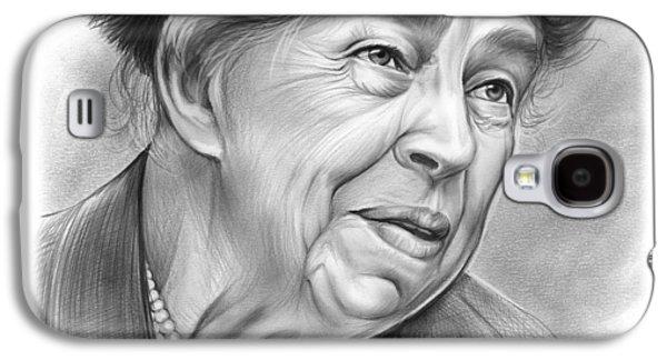 Eleanor Roosevelt Galaxy S4 Case