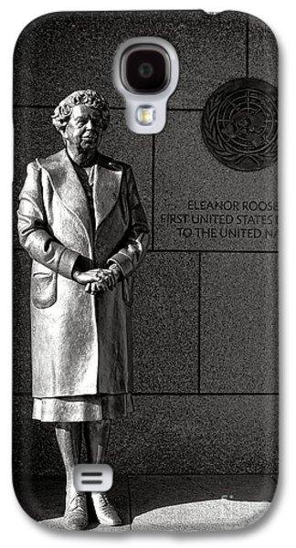Eleanor Roosevelt Sculpture  Galaxy S4 Case
