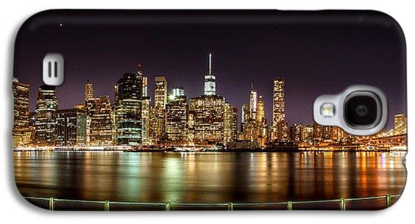 Electric City Galaxy S4 Case by Az Jackson