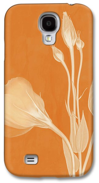 Elegance In Apricot Galaxy S4 Case