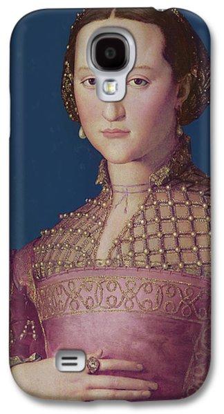 Eleonora Da Toledo Galaxy S4 Case by Agnolo Bronzino