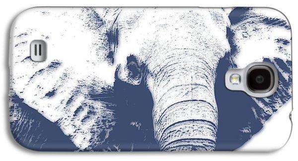 Elephant 4 Galaxy S4 Case by Joe Hamilton