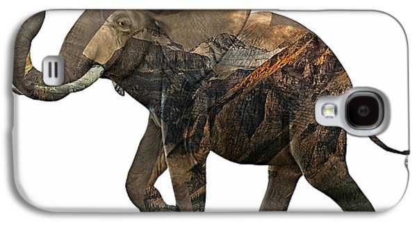 Elephant Collection Galaxy S4 Case