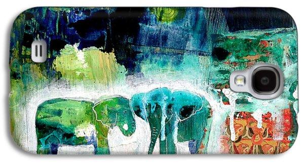 Elephants 2 Galaxy S4 Case