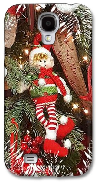 Elf In A Tree Galaxy S4 Case