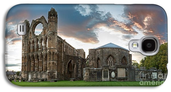 Elgin Cathedral Galaxy S4 Case by Jane Rix
