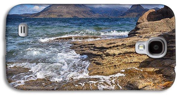 Elgol, Isle Of Skye Galaxy S4 Case by Nichola Denny