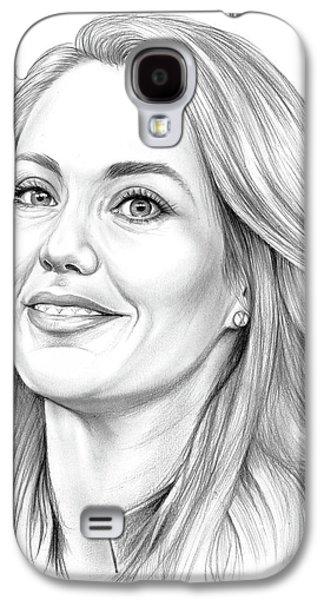 Elizabeth Berkley Galaxy S4 Case