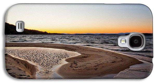 Ellacoya Beach Galaxy S4 Case