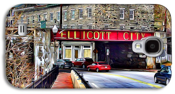 Ellicott City Galaxy S4 Case
