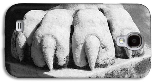 Elmwood Cemetery - Lions Paw Galaxy S4 Case