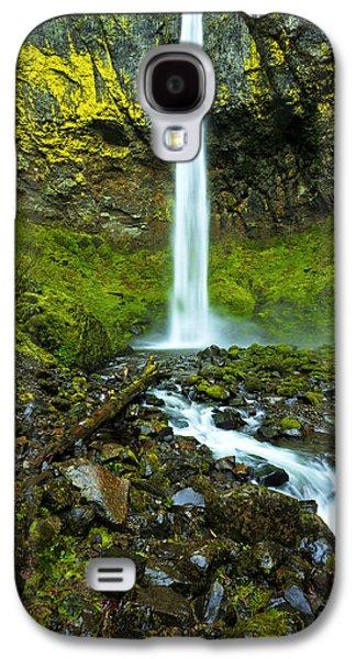 Elowah's Elegance Galaxy S4 Case by Chad Dutson