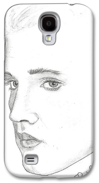 Elvis Galaxy S4 Case by Steven White