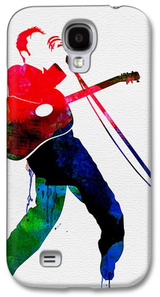 Elvis Watercolor Galaxy S4 Case
