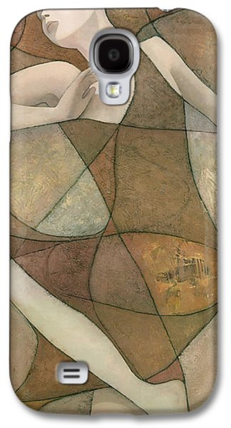 Abstract Galaxy S4 Case - Elysium by Steve Mitchell