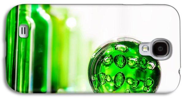 Emerald City Iv Galaxy S4 Case by Jon Woodhams