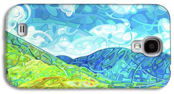 Emerald Moments Galaxy S4 Case by Mandy Budan