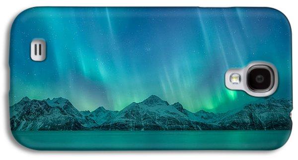 Emerald Sky Galaxy S4 Case by Tor-Ivar Naess