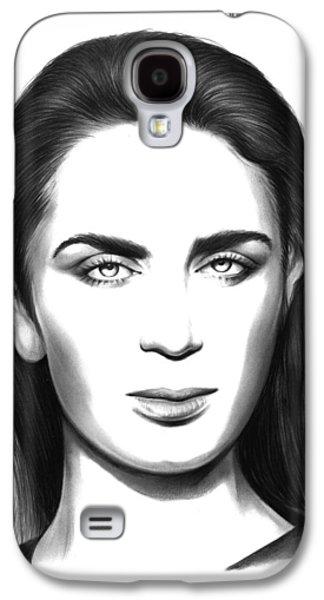 Emily Blunt Galaxy S4 Case