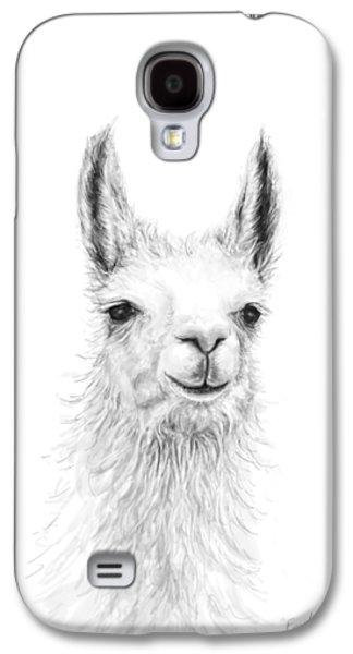 Llama Galaxy S4 Case - Emily by K Llamas