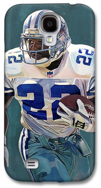 Emmitt Smith - Dallas Cowboys Galaxy S4 Case
