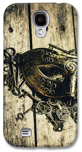 Emperors Keys Galaxy S4 Case by Jorgo Photography - Wall Art Gallery