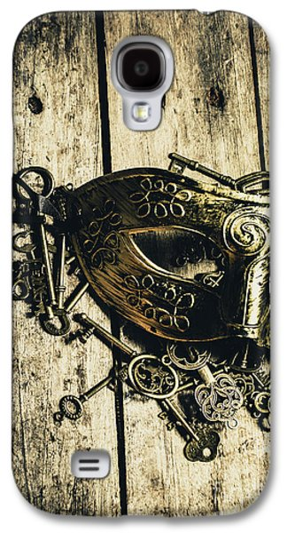 Emperors Keys Galaxy S4 Case