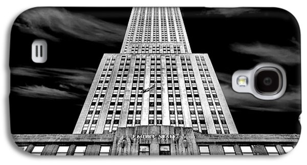 Empire State Building Galaxy S4 Case - Empire State   by Az Jackson