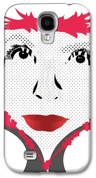 Empress Red Galaxy S4 Case