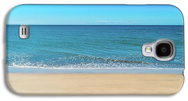 Empty Beach Galaxy S4 Case