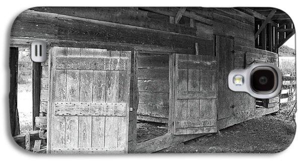 Empty Stalls Galaxy S4 Case by Susan Leggett