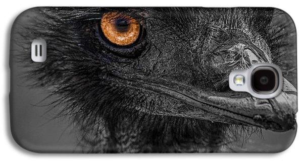 Emu Galaxy S4 Case by Paul Freidlund