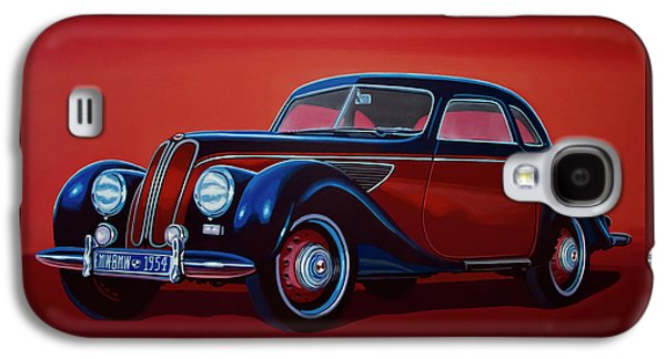 Emw Bmw 1951 Painting Galaxy S4 Case by Paul Meijering
