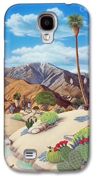 Desert Galaxy S4 Case - Enchanted Desert by Snake Jagger