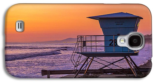 End Of Summer Galaxy S4 Case by Peter Tellone