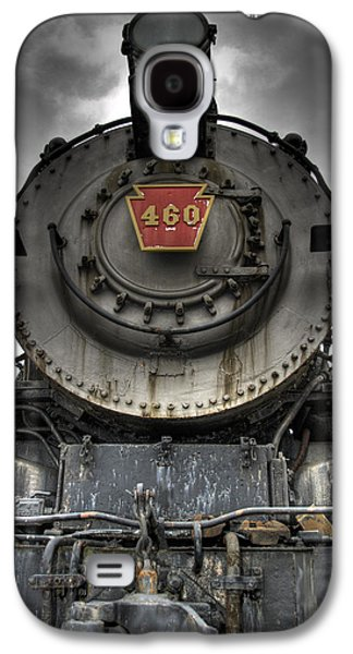 Train Galaxy S4 Case - Engine 460 Front And Center by Scott Wyatt
