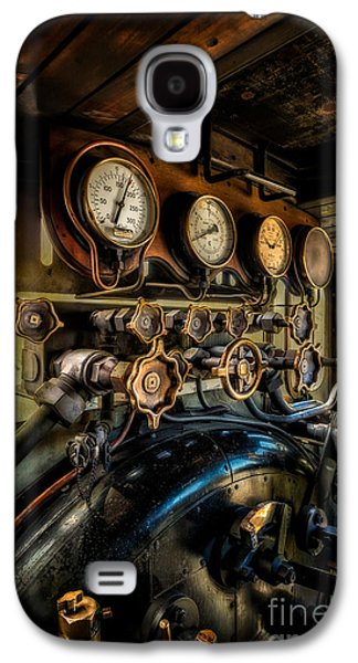 Engine Room Galaxy S4 Case by Adrian Evans