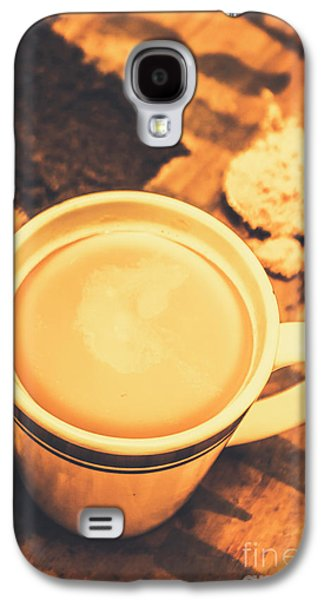 English Tea Breakfast Galaxy S4 Case by Jorgo Photography - Wall Art Gallery