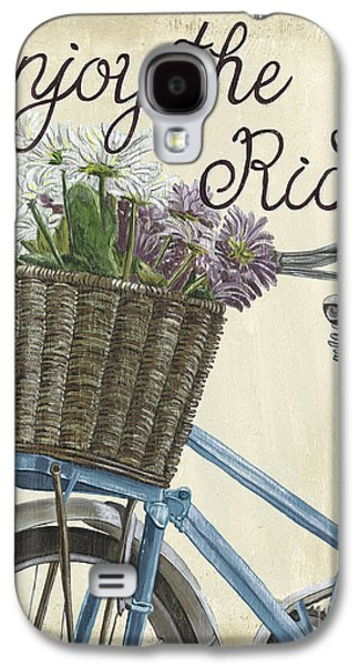 Enjoy The Ride Vintage Galaxy S4 Case by Debbie DeWitt