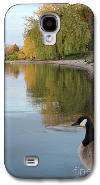 Enjoying The View Galaxy S4 Case