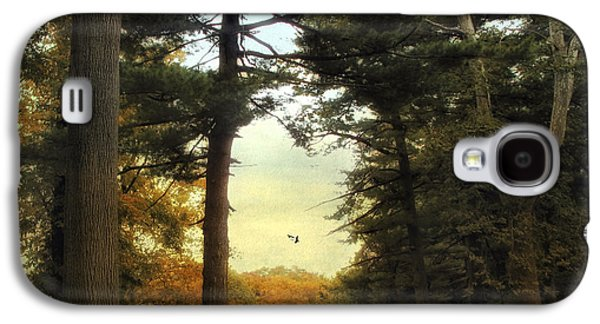 Enter Autumn Galaxy S4 Case by Jessica Jenney