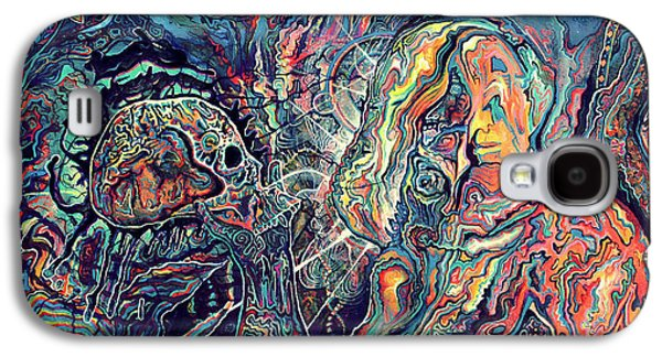 Entheogenic Evolution Galaxy S4 Case